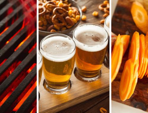 Zdrowy grill – 7 patentów na majówkę
