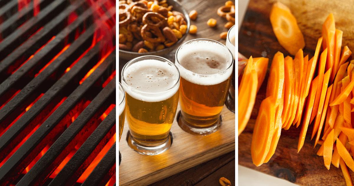 Zdrowsze grillowanie – 7 patentów na majówkę